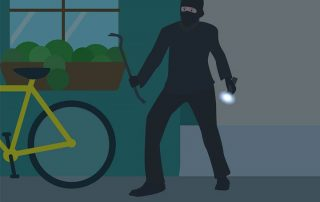 when do business break ins happen?