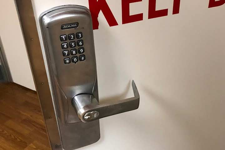 know your security door hardware
