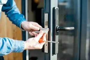 implementing restricted key systems for commercial door locks